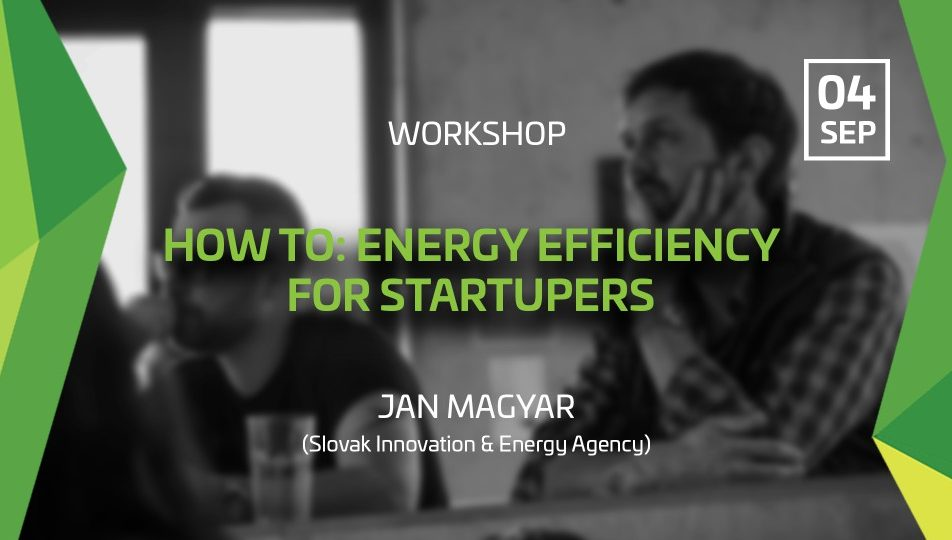 How to: Energy Efficiency for Startupers